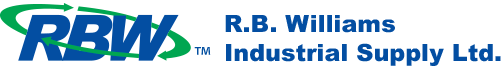 RB Williams Industrial Logo